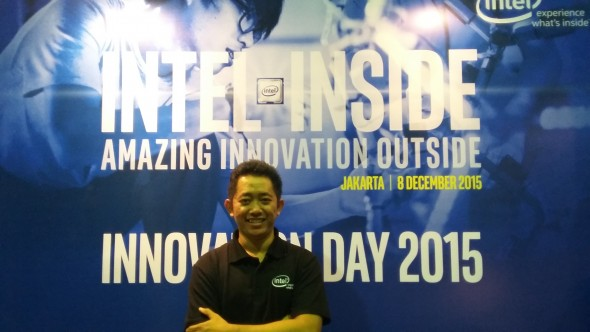 Pembicara: Intel Innovation Day 2015