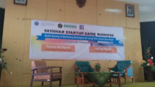 Pembicara: Startup Game Business