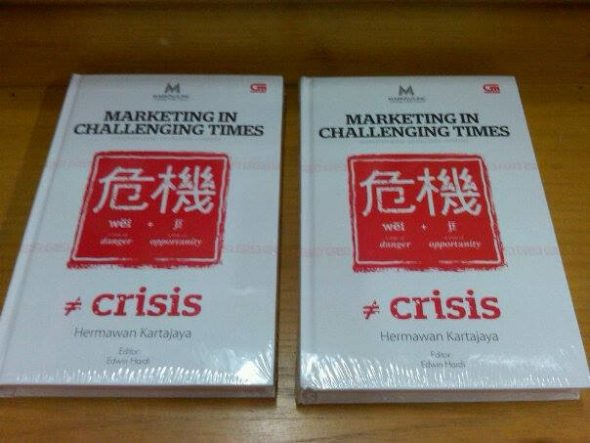 [Review Buku] Marketing In Challenging Time