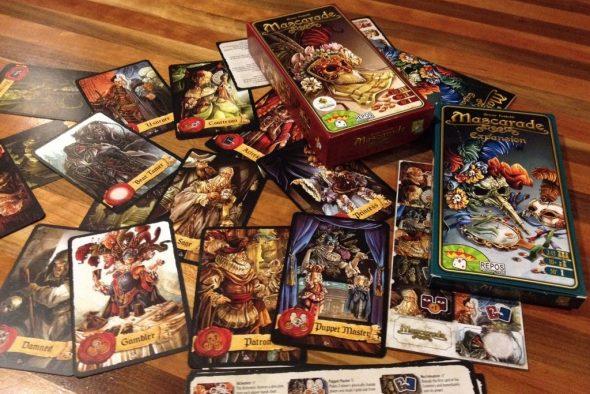 Mascarade, Board Game Seru yang Bisa Dimainkan Rame-rame