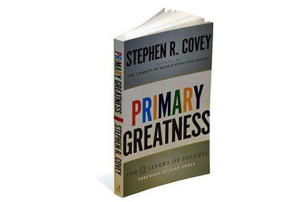 Primary Greatness, Buku Tentang Daya Ungkit Kesuksesan