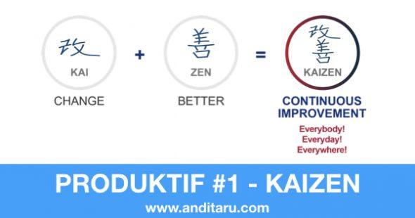Mengenal Konsep dan Filosofi Kaizen