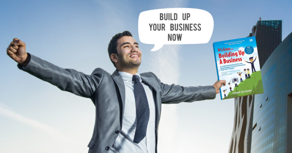 [Review Buku] It's Easy… Building Up A Business